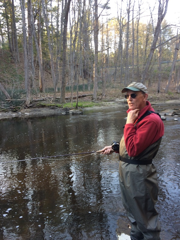 maine fly fishing reports